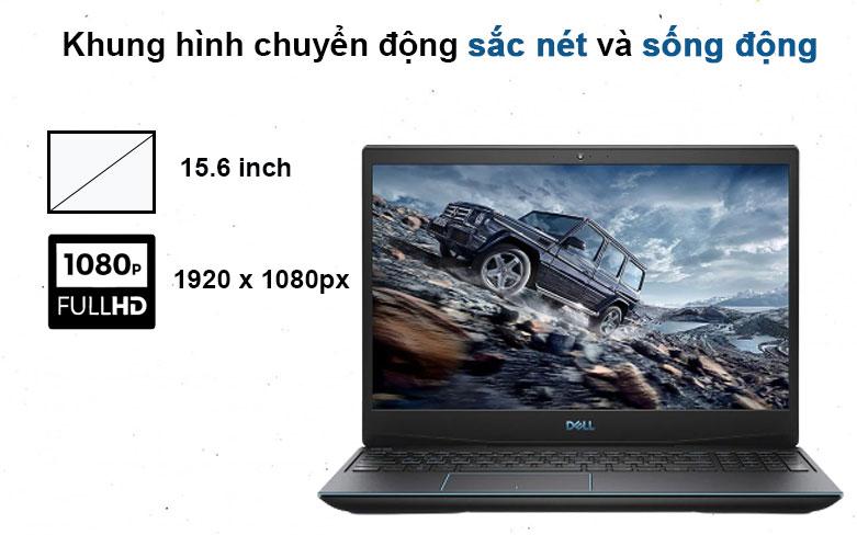 Laptop Dell G3 15 3500 (3500-70223130) (i5-10300H) | Màn hình 15.6 inch độ phân giải Full HD