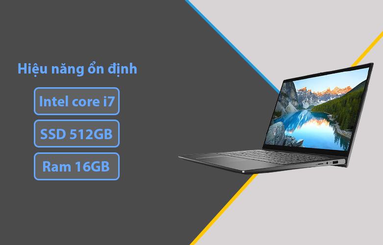 Laptop Dell Inspiron 7306-N7306A| Hiệu năng ổn định