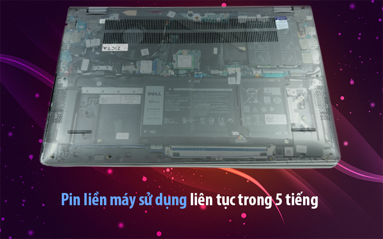 Laptop Dell Vostro 15 5502 | Dung lượng pin cao