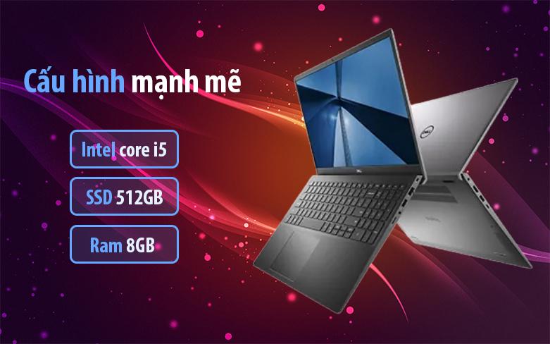 Laptop Dell Vostro 15 5502   Cấu hình mạnh mẽ