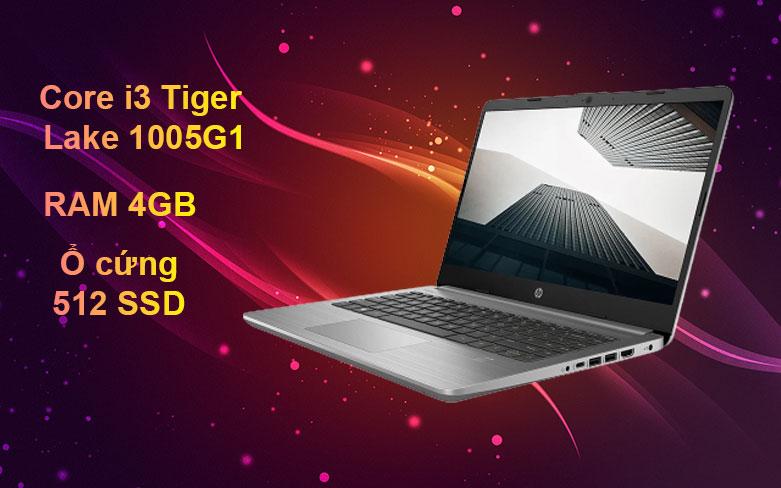 Laptop HP 340s G7 | Cấu hình mạnh mẽ