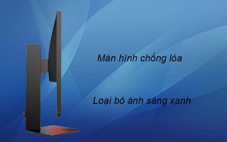 Màn hình LCD HP OMEN 27 inch 6FN08AA   Màn hình chống lóa, Loiạ bỏ ánh sang xanh