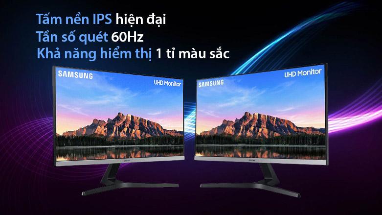 """Màn hình LCD Samsung 28"""" LU28R550UQEXXV   Tần số quét 60Hz"""