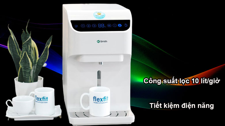 Máy lọc nước AOSmith AR75-A-S-H1   Công suất lọc 10 lít/giờ, Tiết kiệm điện năng