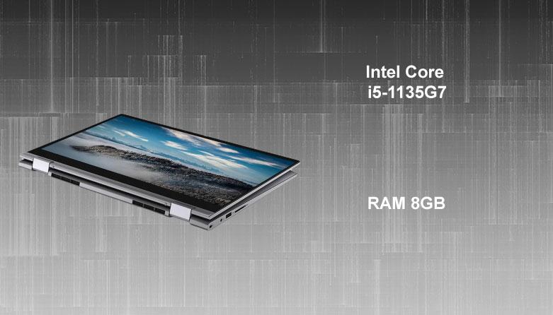 Dell Inspiron 14 5406 N4I5047W | Hiệu năng mạnh mẽ