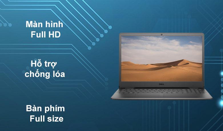 Laptop Dell Inspiron 15 3505 | Màn hình 15.6 inch Full HD