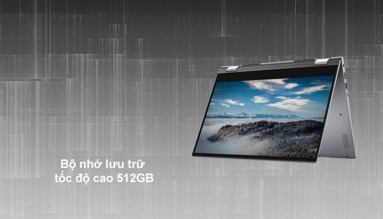 Dell Inspiron 14 5406 N4I5047W | Bộ nhớ lưu trữ 512Gb