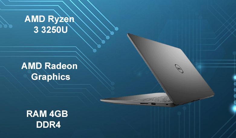 Laptop Dell Inspiron 15 3505 | Hiệu năng mạnh mẽ