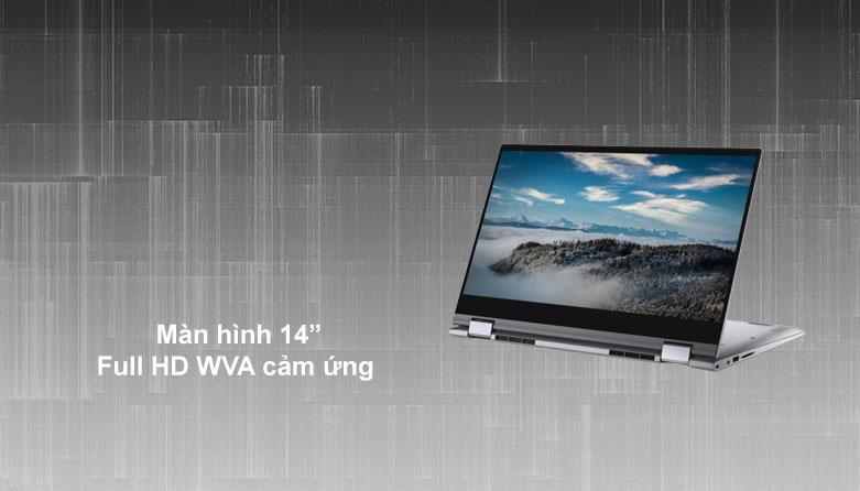 Dell Inspiron 14 5406 N4I5047W | Màn hình 14 inch cảm ứng