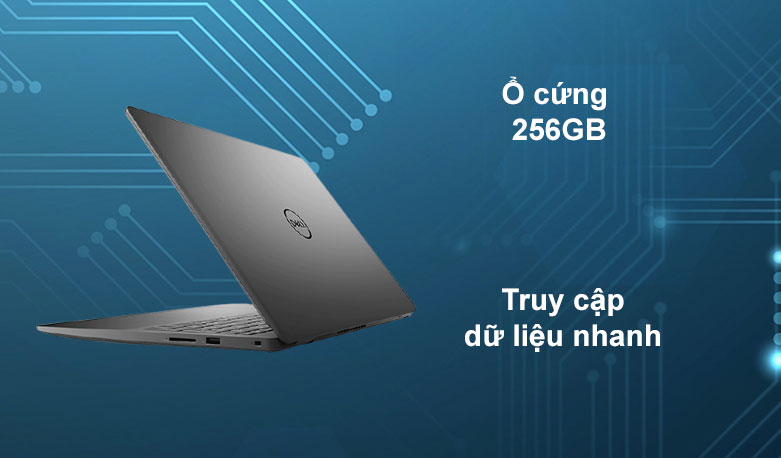 Laptop Dell Inspiron 15 3505 | Ổ cứng SSD 256Gb