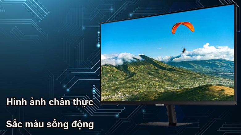 Màn hình LCD Samsung 27 inch 27M50A | hình ảnh chân thực