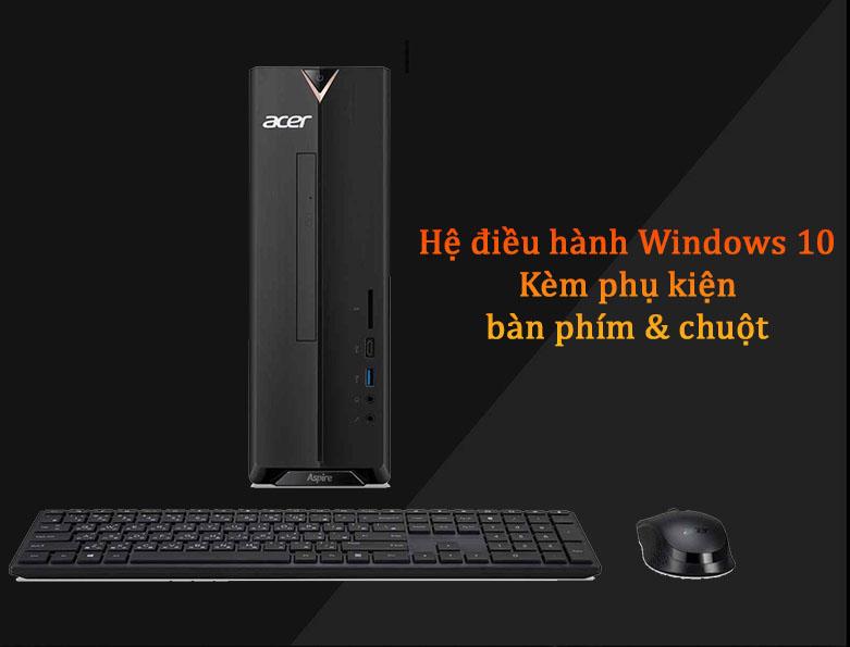 PC Acer AS XC-895 | Hệ điều hành Window 10