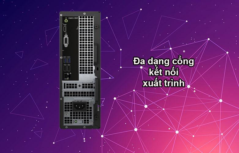PC Dell Vostro 3681 SFF | Đa dạng cổng kết nối xuất trình