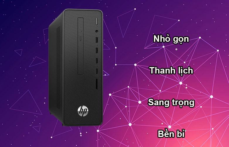 PC HP 280 Pro G5 SFF | Thiết ké nhỏ gọn, thanh lịch, sang trọng, bền bỉ