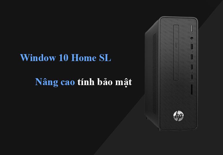 PC HP 280 Pro G5 SFF 1C4W3PA | Nâng cao tính bảo mật