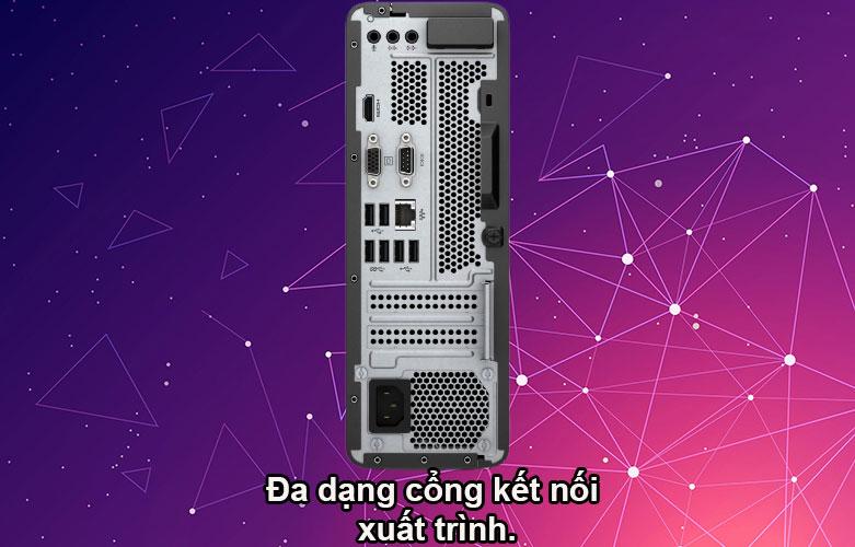 PC HP 280 Pro G5 SFF | Đa dạng cổng xuất trình