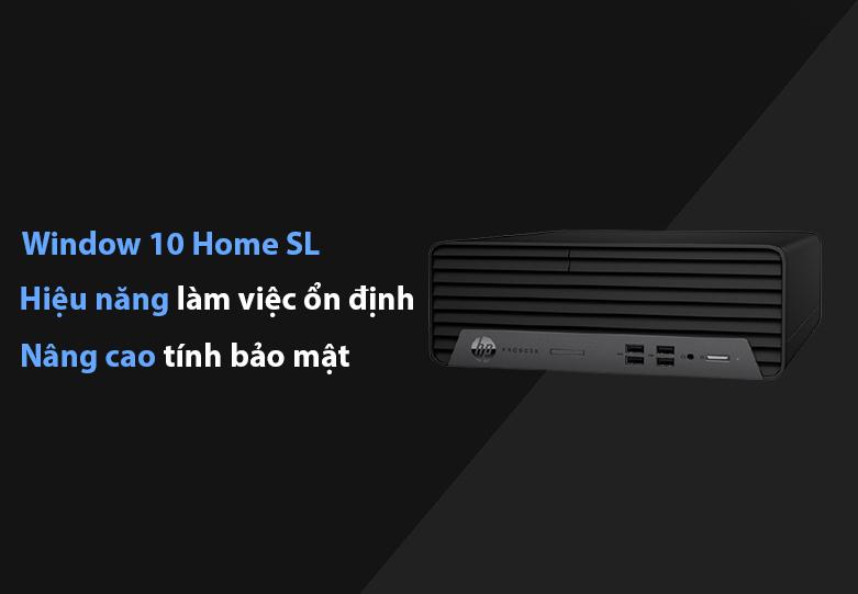 PC HP ProDesk 400 G7 SFF 22B70PA   Hiệu năng làm việc ổn định, Nâng cao tính bảo mật