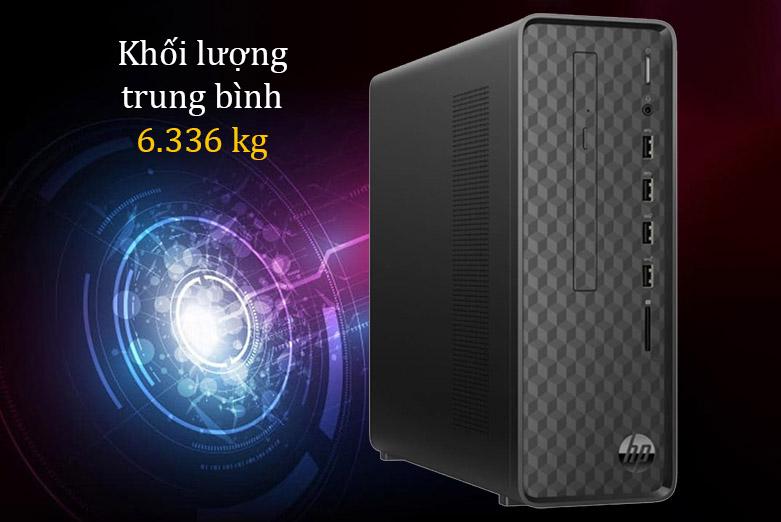 PC HP S01-pF1141d (i3 10100/4GB/1TB/Win10) (181A1AA)   Khối lượng trung bình 6.336kg