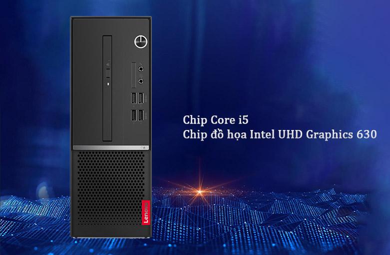 PC Lenovo V50s-07IMB 11HB004SVA   Hiệu năng mạnh mẽ