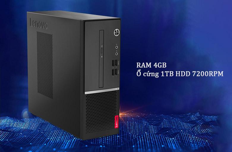 PC Lenovo V50s-07IMB 11HB004SVA   khả năng lưu trữ rộng