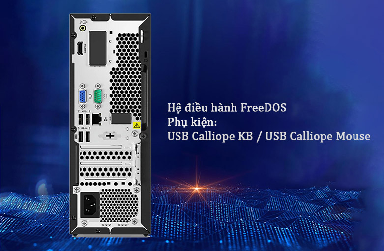 PC Lenovo V50s-07IMB 11HB004SVA   Hệ điều hành Free DOS