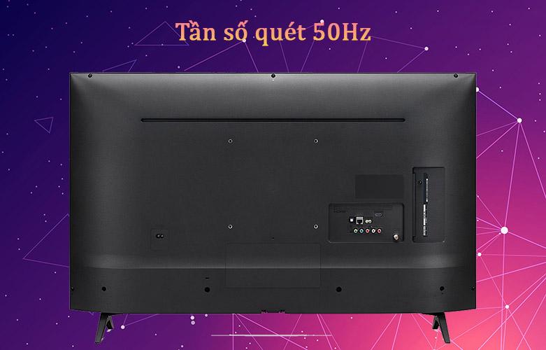 Smart Tivi LG 4K 43 inch 43UN7300PTC | Tần số quét 50Hz