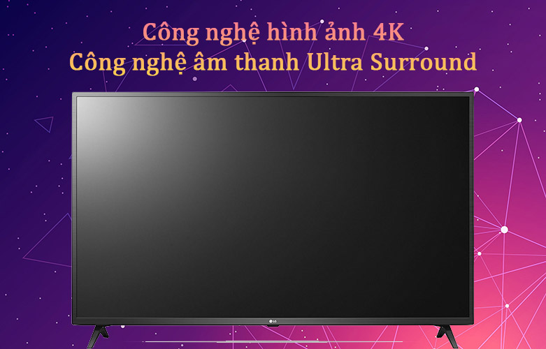 Smart Tivi LG 4K 43 inch 43UN7300PTC | Công nghệ hình ảnh 4K
