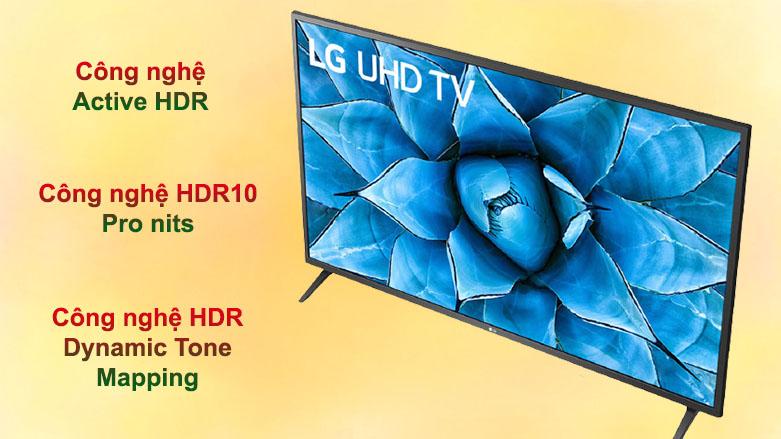 Smart Tivi LG 4K 49 inch 49UN7300PTC | Công nghệ hình ảnh cao cấp