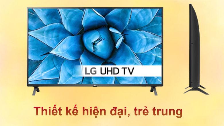 Smart Tivi LG 4K 49 inch 49UN7300PTC | Thiết kế hiện địa trẻ trung