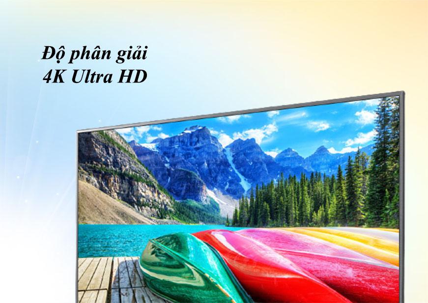 Smart Tivi LG 4K 55 inch 55UN7190PTA | Độ phân giải 4K Ultra HD