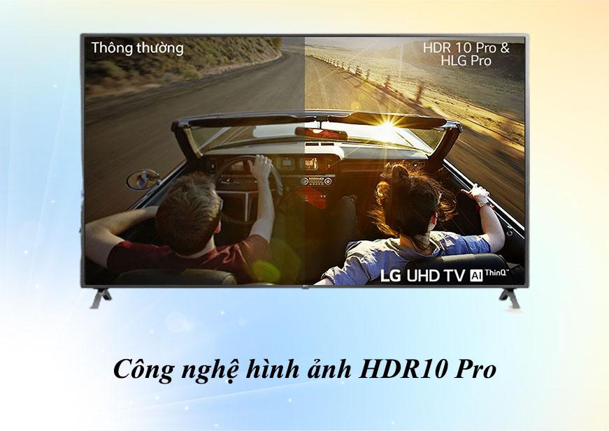 Smart Tivi LG 4K 55 inch 55UN7190PTA | Công nghệ hình ảnh hiện đại