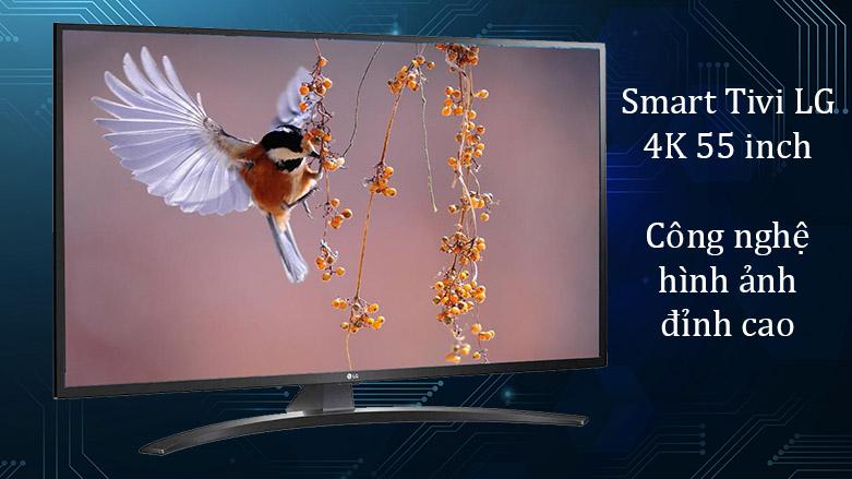 Smart Tivi LG 4K 55 inch 55UN7400PTA | Công nghệ hình ảnh đỉnh cao