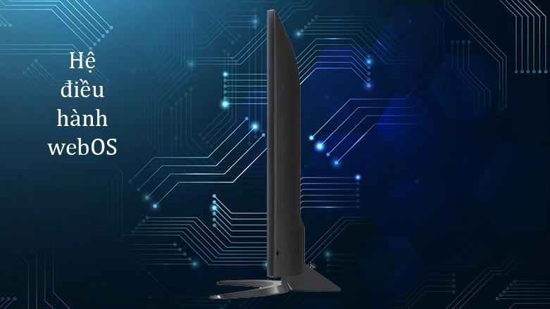 Smart Tivi LG 4K 55 inch 55UN7400PTA | Hệ điều hành webOS