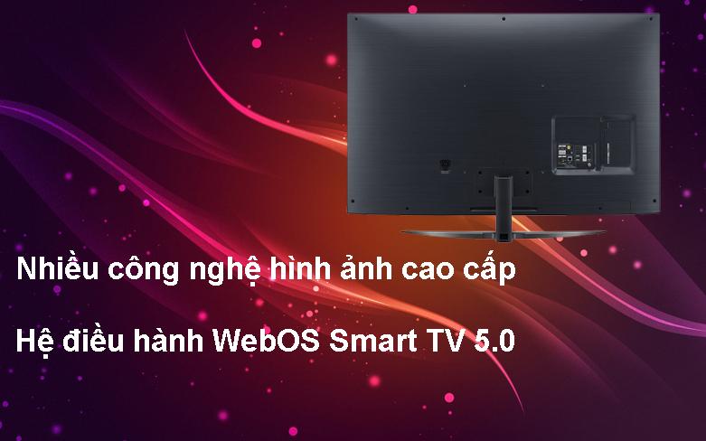 Smart Tivi LG 4K 65 inch 65NANO81TNA | Công nghệ hình ảnh cao cấp