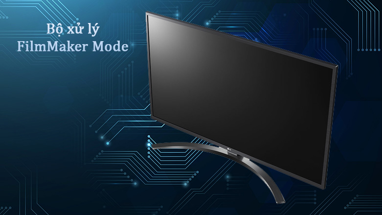 Smart Tivi LG 4K 65 inch 65UN7400PTA | Bộ xử lý FilmMaker Mode