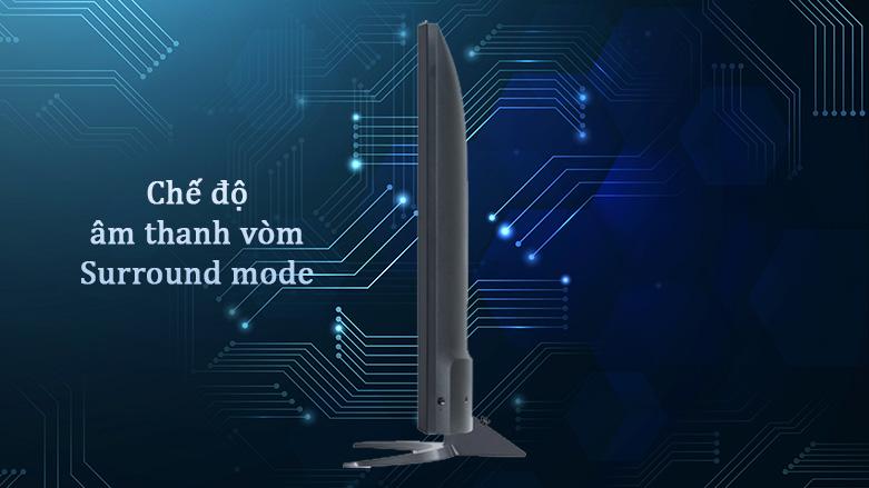 Smart Tivi LG 4K 65 inch 65UN7400PTA | Chế độ âm thanh vòm Surround mode