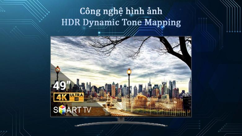 Smart Tivi NanoCell LG 4K 49 inch 49NANO86TNA | Công nghệ hình ảnh hiện đại