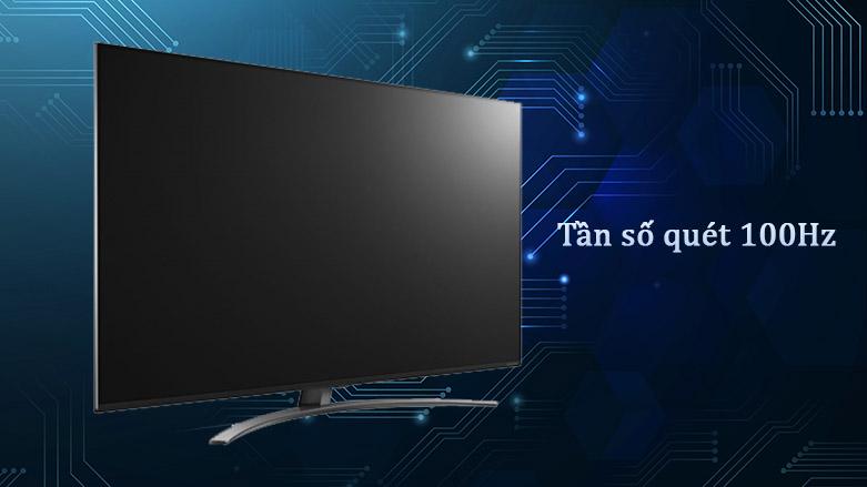 Smart Tivi NanoCell LG 4K 49 inch 49NANO86TNA | Tần số quét 100 Hz