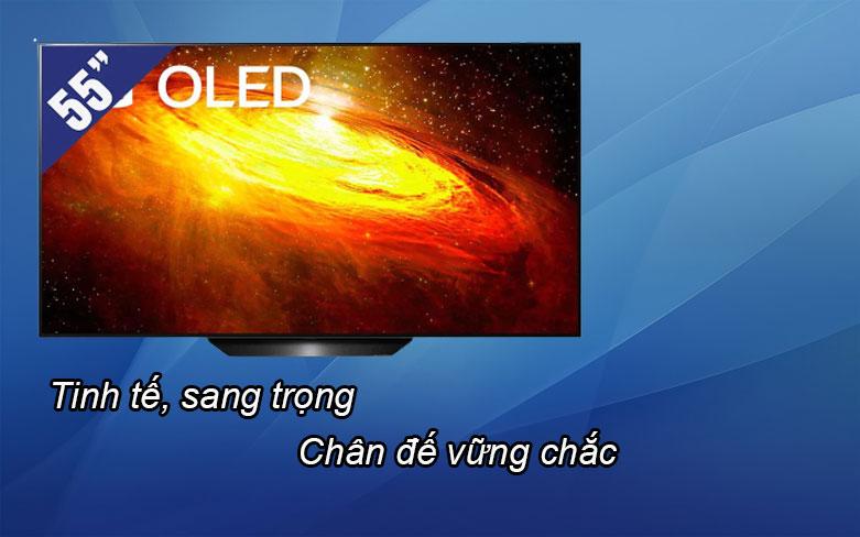 Smart Tivi OLED LG 4K 55 inch 55BXPTA | Thiết kế tinh tế
