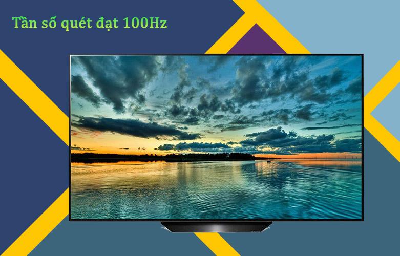 Smart Tivi OLED LG 4K 65 inch 65BXPTA | Tần số quét đạt 100Hz