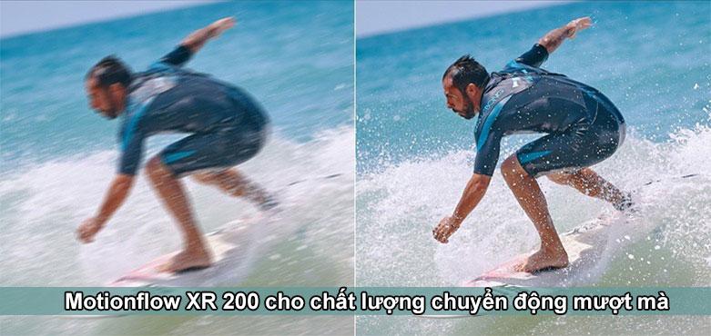 Android Tivi Sony 4K 55 inch KD-55X8050H | Chất lượng chuyển động mượt mà