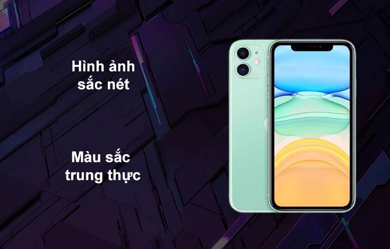 iPhone 11 | màn hình sắc nét