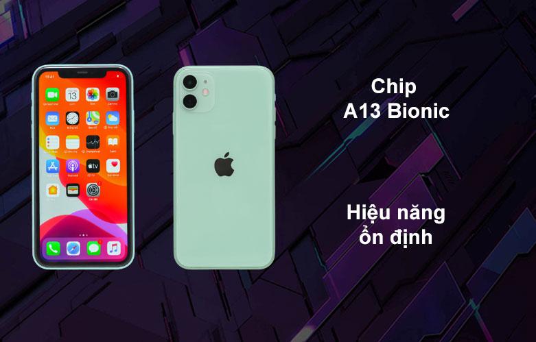 iPhone 11 | hiệu năng mạnh mẽ