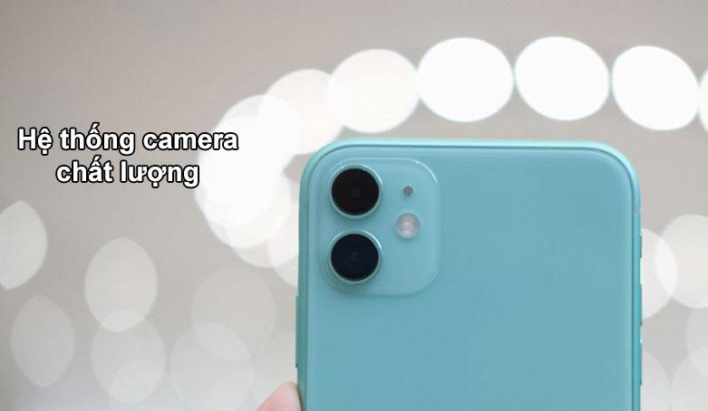 iPhone 11 | Hệ thống Camera chất lượng