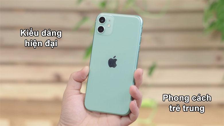 iPhone 11 | Kiểu dáng hiện đại