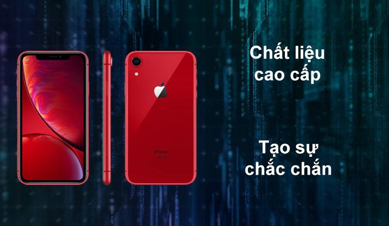 iPhone XR RED 64GB MH6P3VN/A | Chất liệu cao cấp