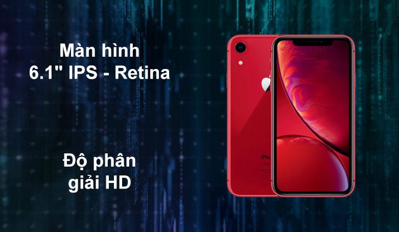 iPhone XR RED 64GB MH6P3VN/A | Màn hình Retina 6.1 inch