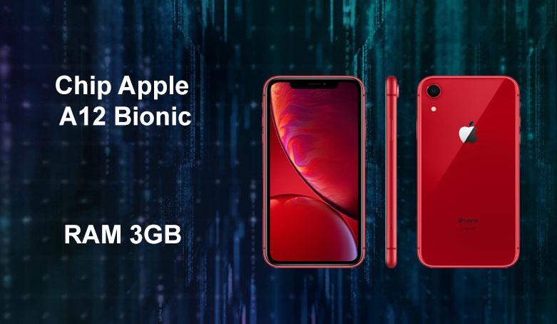 iPhone XR RED 64GB MH6P3VN/A | Hiệu năng mạnh mẽ