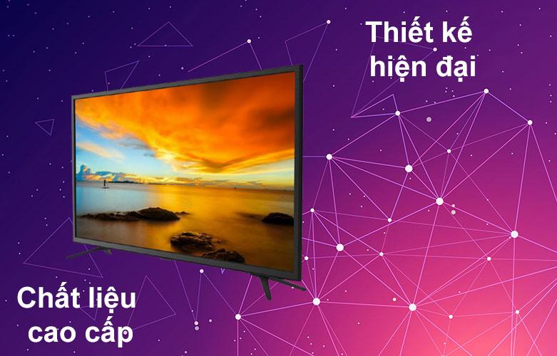 Internet Tivi Casper 43 inch 43FX6200 | Thiết kế hiện đại, Chất liệu cao cấp