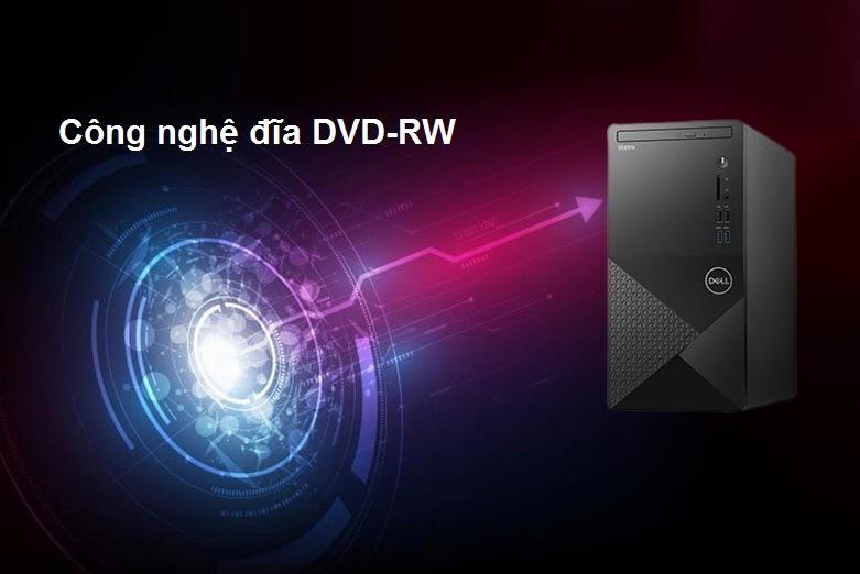 Máy tính để bàn Dell Vostro 3888 | Công nghệ đĩa hiện đại